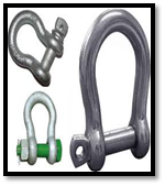 Bow and D-Shackles