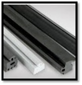 Rubber Curtain Wall Profiles