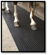 Rubber Stable Mats Horse / Cows