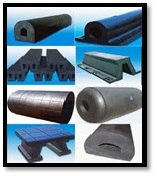 Rubber Marine Ship Fenders
