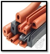 Rubber Extruded Profile Items