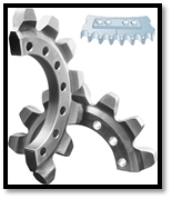 Segmented Sprockets
