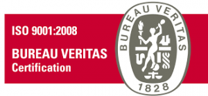 ISO 9001:2008 Cerfied
